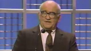 Download Ed Asner, Teri Garr and Pat Sajak on Celebrity Jeopardy (Part 1/4) - 1993 Video