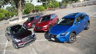 Download 2016 Small Luxury SUV Comparison - Kelley Blue Book Video