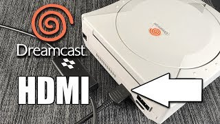 Download Dreamcast HDMI Cable Review - 100% Plug & Play - No mod needed! Video