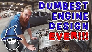 Download The CAR WIZARD names Cadillac's Northstar Engine the Dumbest Design Video