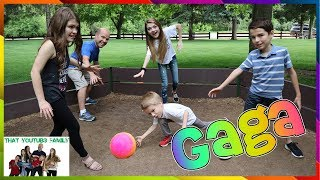 Download Gaga Ball / That YouTub3 Family Video