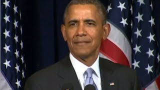 Download 'What the Heck Are You Talking About?' Obama Fires Back at DNC Heckler Video