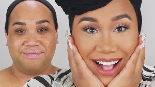 Download MAKEUP FOR BROWN EYES | PatrickStarrr Video