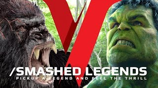 Download HULK VS KING KONG | Who`s the BEST? Video