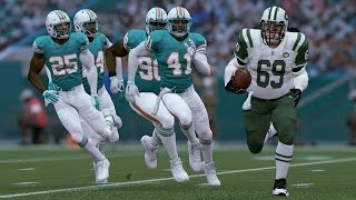 Download Madden 17 QB Career Mode - Week 9 vs Dolphins Video