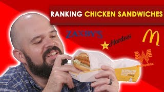 Download Best Fast Food Chicken Sandwiches-Bless Your Rank Video