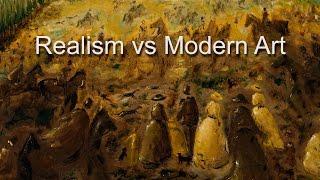 Download Realism vs Modern Art Video
