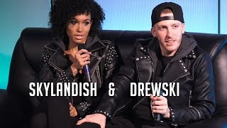 Download Drewski and Sky talk LHHNY, Bianca + Play a Game Video