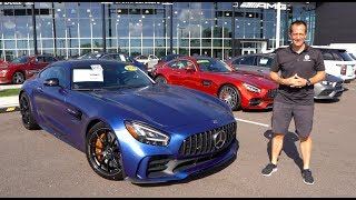 Download What has CHANGED on the 2020 Mercedes Benz AMG GT R? Video