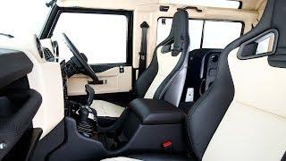Download Land Rover Defender 2018 INTERIOR World Premiere New Defender INTERIOR CARJAM TV Video