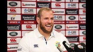 Download Press Conference: Haskell to empty the tank against Chiefs | Lions NZ 2017 Video