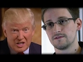 Download TRUMP IN SHOCK! WHAT EDWARD SNOWDEN JUST TOLD HIM WILL BRING DOWN EVERYTHING! Video