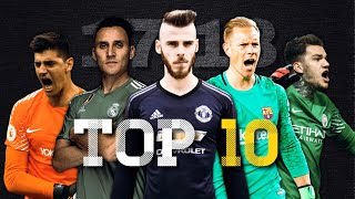 Download Top 10 Goalkeepers in the World ● Season 2017/18|HD Video