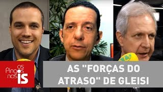 Download Debate: As ″forças do atraso″ de Gleisi Video
