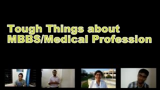 Download Tough things about MBBS course/Medical profession - Ask Medicos Video