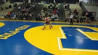 Download Milan vs. New Boston Huron wrestling Video
