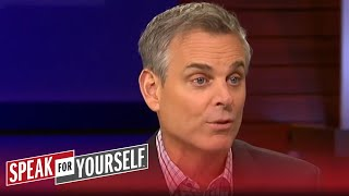 Download Colin Cowherd is insane for hating on Russell Westbrook | SPEAK FOR YOURSELF Video