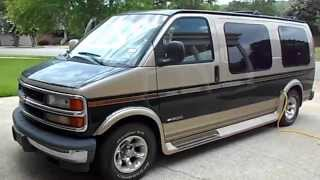 Download Stealth Urban Camping Van - 2000 Chevy Express Video