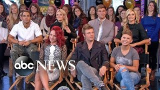 Download 'Dancing With the Stars' Champions Live in Times Square Video