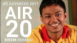 Download MY SECRETS TO CRACK JEE | AIR 20 | RAHUL BHARDWAJ | IIT JEE ADVANCED 2017 | | FIITJEE MUMBAI Video