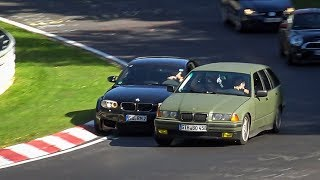 Download Dangerous Situations at the Nürburgring - Bad Driving, Collisions and Unsafe Situations Nordschleife Video