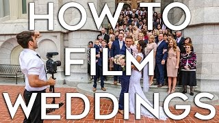 Download How to Film A Wedding | Job Shadow Video