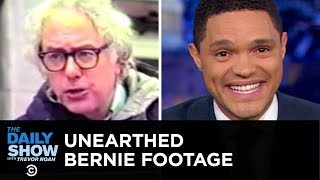 Download Footage Surfaces from Bernie Sanders's 1980s Public Access Show | The Daily Show Video