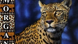 Download Painting fur - Leopard Speed Painting, Time Lapse, Jason Morgan Wildlife Art - youtube Video