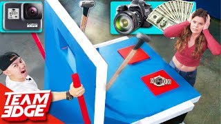 Download Don't Sledgehammer Your Friend's Expensive Items!! | $3000 Value!! Video