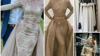 Download فساتين سهرة للمحجبات سمبل سواريه الجزء الثانىpart 2 simple hijab fashion evening dresses Video
