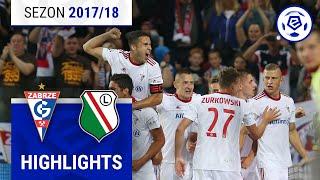 Download Górnik Zabrze - Legia Warszawa 3:1 [skrót] sezon 2017/18 kolejka 01 Video