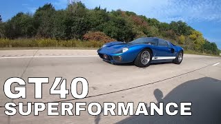Download 1965 Ford GT40 Superformance For Sale Video