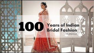 Download 100 Years Of Indian Bridal Fashion Video
