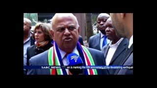 Download Moody's agency officials head to SA to decide on credit rating status Video