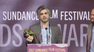 Download Last Men In Aleppo Film Wins Grand Jury Prize Sundance Film Festival Director: Feras Fayyad Video