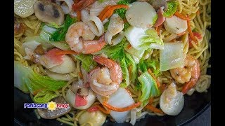 Download Seafood Pancit Canton Video