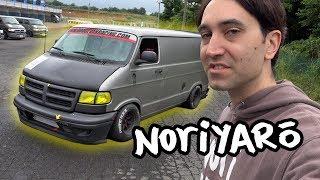 Download DAJIBAN! Japanese Dodge Vans are back at Ebisu Circuit Video