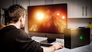 Download Gaming on the iMac Pro - How bad can it be? Video