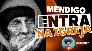 Download Mendigo entra na igreja e veja o resultado Video