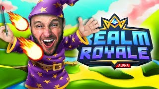 Download MAGE IS BROKEN AND OP! Realm Royale Video