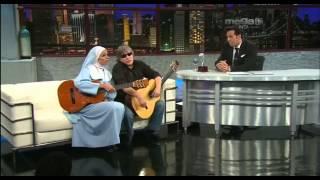 Download La monja Sordina y José Feliciano en un show lleno de humor, por ENTN Video