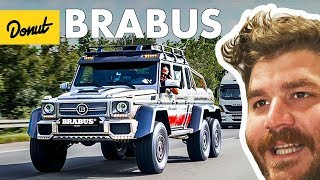 Download Brabus - Everything You Need to Know | Up to Speed Video