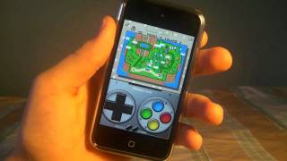 Download How To Get A Super Nintendo Emulator On iPhone & iPod Touch - SNES AD Plus Video