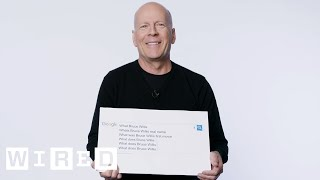 Download Bruce Willis Answers the Web's Most Searched Questions | WIRED Video