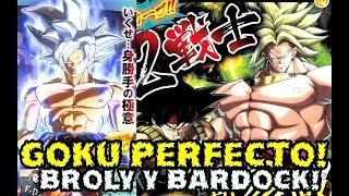 Download GOKU ULTRA INSTINTO PERFECTO Y BROLY Y BARDOCK REVELADOS EN DRAGON BALL FIGHTERZ!!! Video