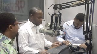 Download Join Guest Analysts On Freshly Pressed With Ayo Mairo-Ese & Valentine 19/08/2019 Video