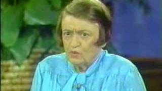 Download Ayn Rand Phil Donahue Interview Part 4 of 5 Video