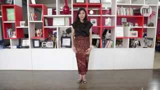Download Tutorial Kain Batik: 1 Kain, 3 Gaya Video