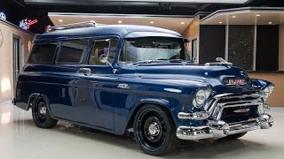Download 1955 GMC Suburban Carryall For Sale Video