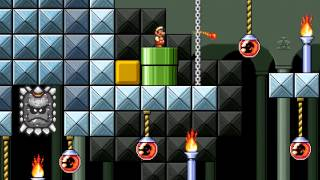 Download Super Mario Bros. X (SMBX) - Mario Classic - Boss showcase - part 1/2 Video